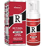 StBotanica Retinol Anti Aging Foaming Face Wash - No Parabens, Sulphate, Silicones - 120mL