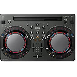 Pioneer controlador ddj-wego4-k/syxj rekordbox