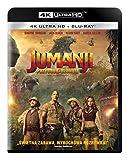 Jumanji: Willkommen im Dschungel [Blu-Ray 4K]+[Blu-Ray] [Region Free]