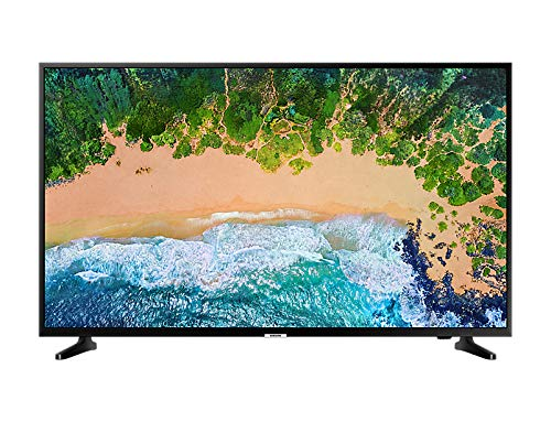 Samsung UE43NU7090UXZT 43' 4 K Ultra HD Smart TV Wi-Fi DVB-T2CS2, Serie7 NU7090 [Classe di efficienza energetica A], 3840 x 2160 pixels, 109 Centimeters, Nero