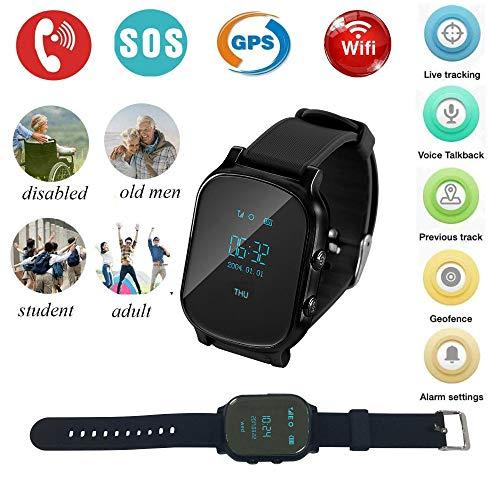 Winnes Orologio Intelligente Uomo GPS, Orologi Intelligenti per Donna GPS Tracker Bracciale...
