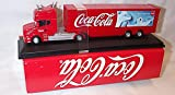 oxford coca cola scania T cab polar bear truck lorry 1.76 scale diecast model