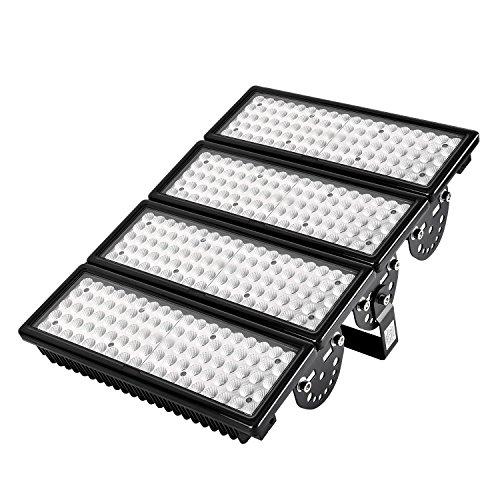 Viugreum Pannelli Modulari LED Esterni 50W / 100W / 200W / 300W / 400W 100 Lumen per Watt, Fari...