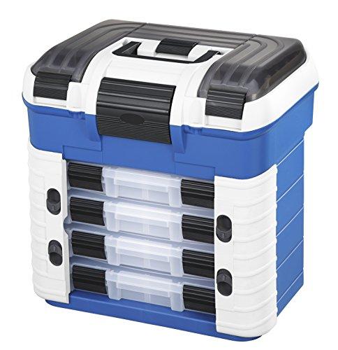 Plastica Panaro 502.270N Valigetta, Blu, 420 x 303 x 400