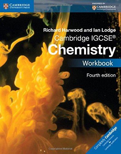 Cambridge IGCSE chemistry. Workbook. Per le Scuole superiori. Con espansione online (Cambridge Inter