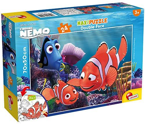 Lisciani Giochi- Nemo Puzzle, Multicolore, 74112