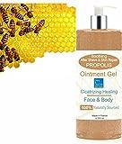 BÁLSAMO ACTIVO - Gel Hidratante y Reparador Pomada de Propóleo 500 ml - Gel anti acné, anti granos -