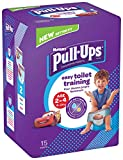Huggies Pull-Ups Boy's Potty Training Pants, 2-4 Years (56 Pants)