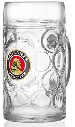 Ritzenhoff & Breker, Boccale da birra da 1 l, con taratura