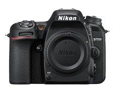 """Nikkon D7500 - Cámara réflex digital de 20.9 Mp (pantalla LCD 3.2"""", 4K/UHD, SnapBridge, Bluetooth, Wifi), color negro - solo cuerpo - [Versión Nikonistas]"""