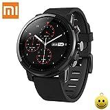 AMAZFIT Stratos Smart Watch Uhr Aktivitätstracker Black Schwarz