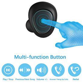 Auriculares-Bluetooth-LIFEBEE-Auriculares-Inalmbricos-Bluetooth-50-Mini-Twins-Estreo-In-Ear-Auriculares-IPX4-Resistente-al-Agua-con-Caja-de-Carga-Porttil-Y-Micrfono-Integrado-para-iPhone-Android