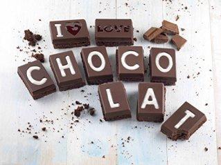Silikomart-190092-Brownie-Backform-Chocolat