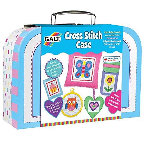 Galt Toys funda de punto de cruz