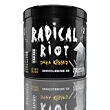 Undisputed Laboratories Radical Riot Pre-Workout Booster Bodybuilding, 240g Atomic Orange