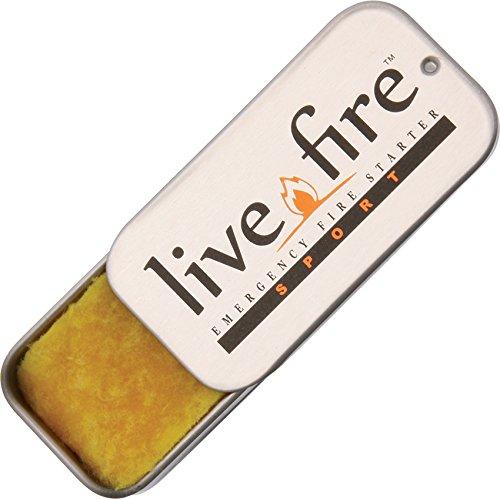 LIVE FIRE LF05, Kit di Sopravvivenza Unisex - Adulto, Multicolore, Taglia Unica