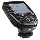 Fomito Godox Xpro-N E-TTL II Sistema 2.4G X Trasmettitore Trigger Flashlampada Speedlite per fotocamera HSS per Nikon