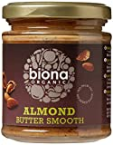 Biona Organic Almond Butter 170g (Pack of 3)
