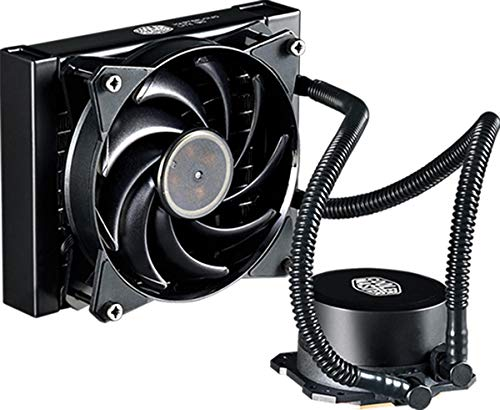 Cooler Master MasterLiquid Lite 120 Sistema di Raffreddamento a Liquido 'Radiatore da 120mm ,...