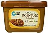 Chung Jung One Sunchang Sauce Paste - 500G (Pack Of 2) (Doenjang Soybean Paste)
