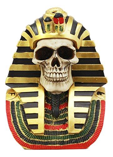 Máscara de calavera Faraón