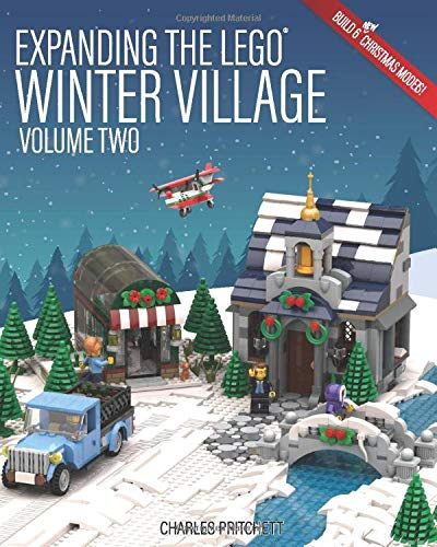 Expanding the Lego Winter Village: Volume Two