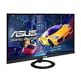 "ASUS VX279HG 27"" Gaming Monitor, FHD, 1920 x 1080, IPS, 1 ms MPRT, 75 Hz, HDMI, Flicker Free, Filtro Luce Blu, Certificazione TUV, FreeSync"