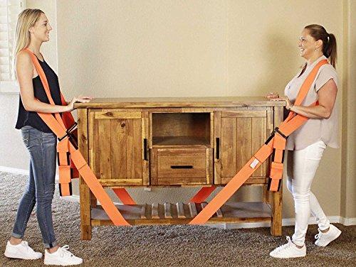 screl sangle de d m nagement et de levage harnais de transport d m nageur de meuble et objet. Black Bedroom Furniture Sets. Home Design Ideas