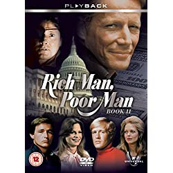 Rich Man Poor Man-Series 2 [Reino Unido] [DVD]