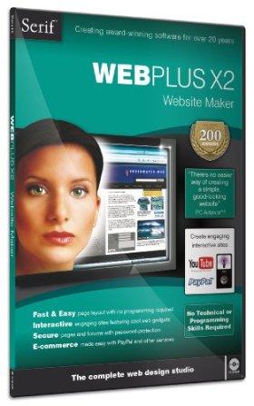 WebPlus X2 Website Maker (PC) [import anglais]