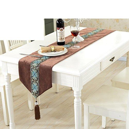tovaglia continentale corridore letto moderno minimalista tovaglia sciarpa letto Mobile rurale...