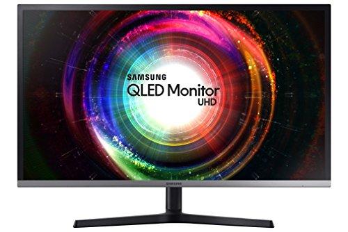 Samsung U32H850UMU 81,28 cm (32 Zoll) Monitor (LCD/LED, HDMI, DP, Piv, 4 ms Reaktionszeit, 3840 x 2160 Pixel) schwarz