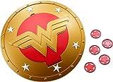 DC Super Hero Girls DMP06 - Bambola Scudo Wonderwoman