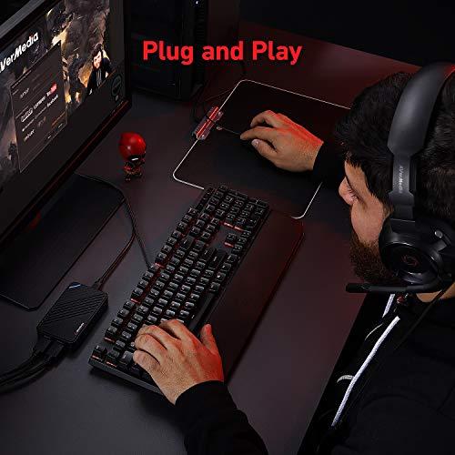 AVerMedia Live Gamer Ultra, Boîtier d'Acquisition Vidéo et de Streaming USB3.1, Pass-Through 4Kp60 HDR, Très Faible Latence, Enregistre jusq... 23