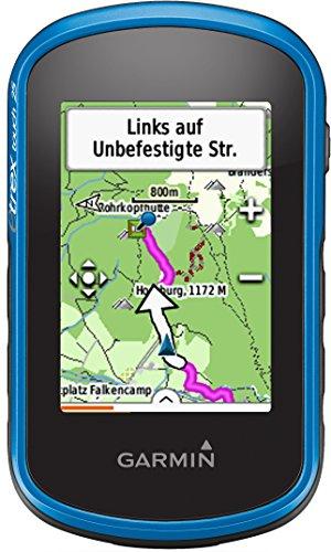 Garmin eTrex Touch 25 GPS Portatile, Schermo 2.6', 160 x 240 Pixel, 8 GB, slot microSD, Mappa...