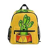 Mochila Infantil con Cactus Gigante