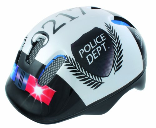 #Ventura Kinder Fahrradhelm POLICE#