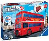 Ravensburger London Bus 3D Puzzle, Multicolore, 12534