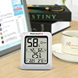 ThermoPro TP50 digitales Thermo-Hygrometer Raumklimakontrolle Raumluftüerwachtung - 2