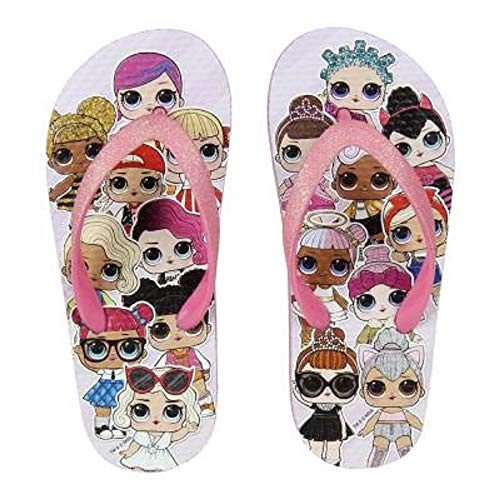 L.O.L. Surprise ! Scarpe Estive per Bambina con Bambole LOL Dolls Diva, Fancy, Rocker | Sandali per...