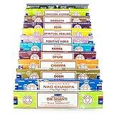 Satya Assorted 15 gram x 12 pack = 180 gram (Series 3)