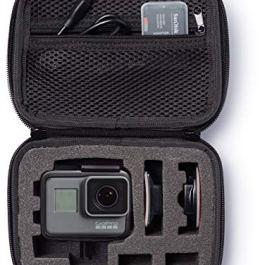 AmazonBasics – Custodia per trasporto GoPro, misura Extra-Small