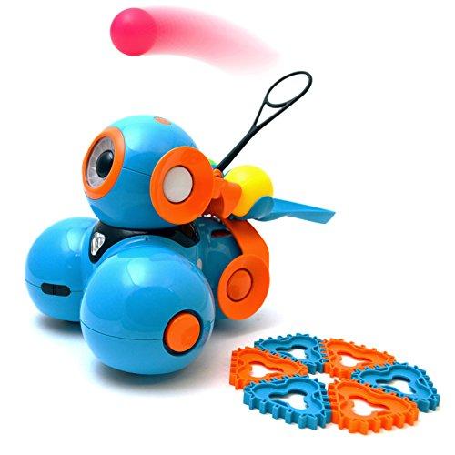 51NBX%2BeUVlL - Wonder Workshop Catapulta para Robot Dash - Juguete para Aprender a Programar