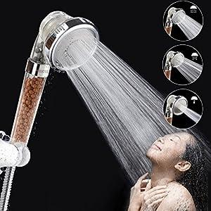 Soffione Doccia Led Brico.I 5 Migliori Soffioni Ionici Per Doccia Tipo Zen Shower Con Sfere