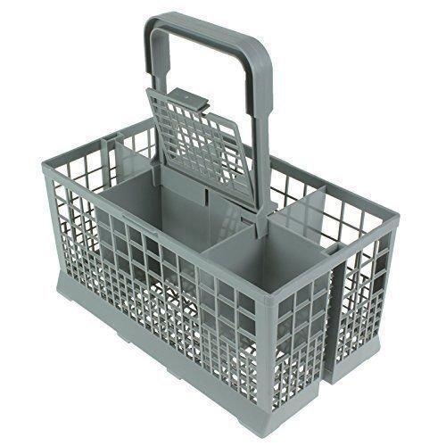Premium-Cestello da lavastoviglie per posate universale, compatibile con la maggior parte dei Brand:...