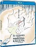 El Cuento De La Princesa Kaguya [Blu-ray]