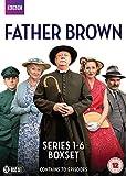 Father Brown Series 1-6 (20 Dvd) [Edizione: Regno Unito]