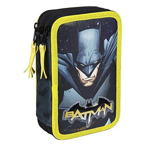 Irpot Astuccio Scuola Batman 3 Zip 2493