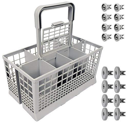Cestello posate lavastoviglie universale compatibile modelli Rex Electrolux Techna Zanussi Aeg...