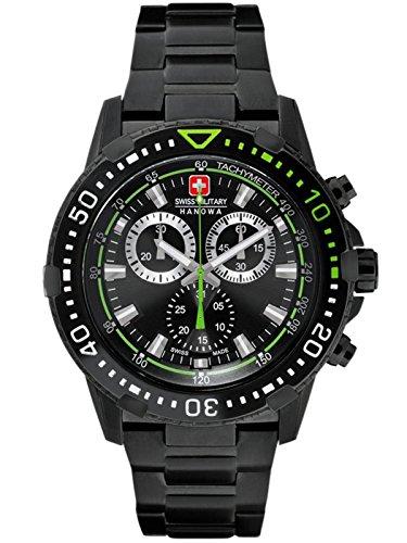 Swiss Military Hanowa Extreme, orologio da uomo, cronografo, 06-5275.13.007.